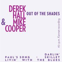 Derek Hall & Mike Cooper ‎– Out Of The Shades RSD 2016